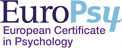 Logo EuroPsy: European Certificate in Psychology